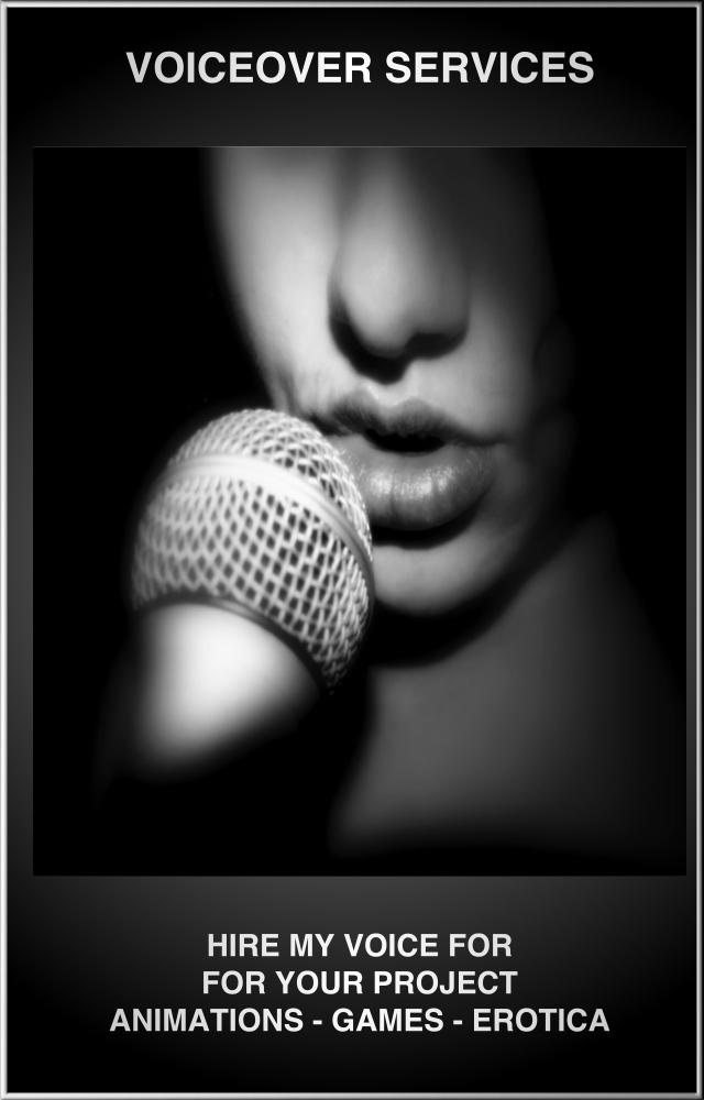 XXX Voice Actress